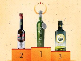 bestes Olivenöl der Welt in 2018