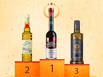 bestes Olivenöl der Welt - Saison 2018 / 2019