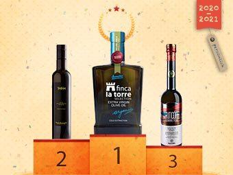 Bestes Olivenöl der Welt – 2021