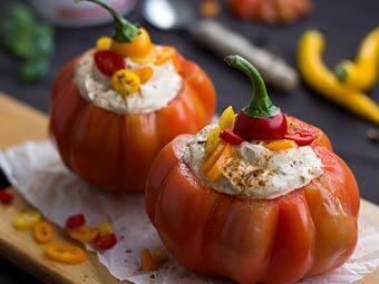 gefüllte Tomaten selber machen