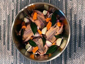 Taube / Täubchen richtig zubereiten