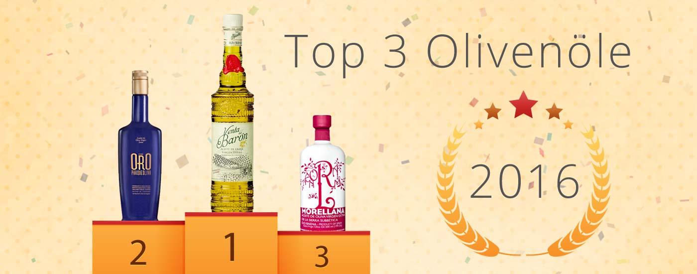 Olivenöl 2016 im Test